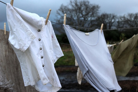 chores clothes