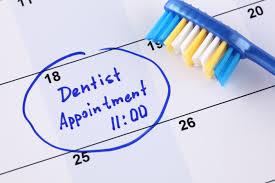 dentist appt