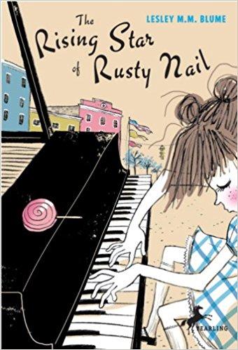 rusty nail book