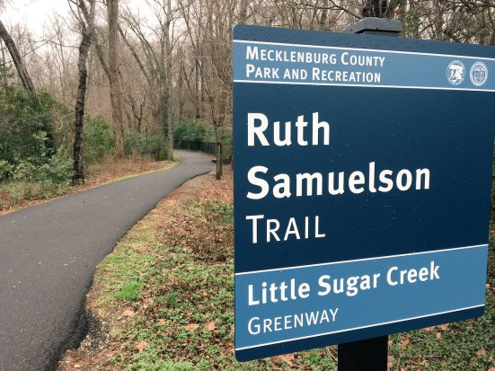 ruth samuelson greenway
