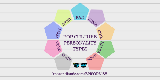 popcast personality types