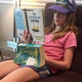 Camilla reads doc