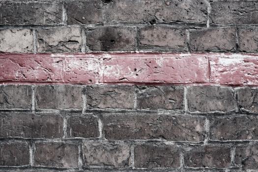 brick wall line